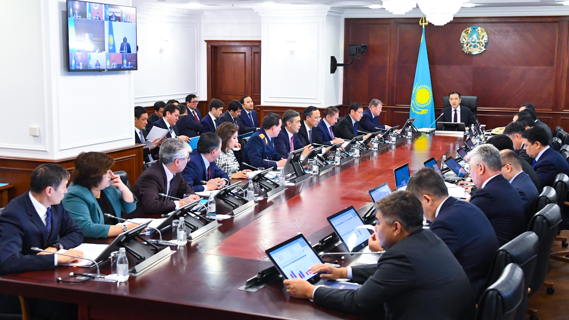 Kazakh GDP grows 4 1 percent in 10 months of 2018