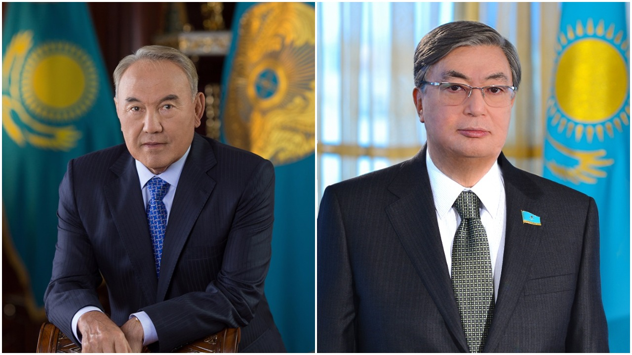 Kazakh president resigns after three decades in office