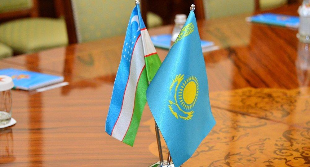 02b010e2bdc352fc260796d77c8f1b24 - Казахстан, Узбекистан надеемся, что запланированный торговый центр пограничной позволит увеличить товарооборот до 5 млрд долларов США к концу 2020 года