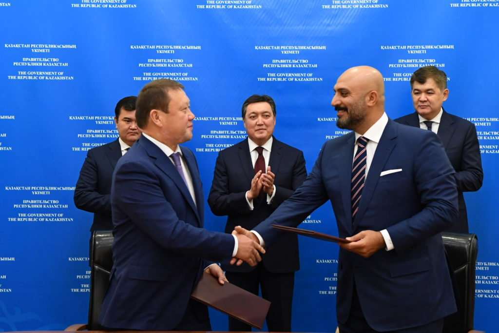 Turkish company to invest nearly $286 million to build two multi-regional hospitals in Kazakhstan