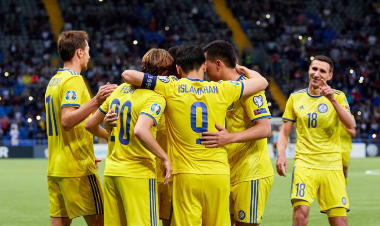 Kazakhstan beats San Marino 4:0, ranks third in Euro 2020 Qualifiers - The Astana Times