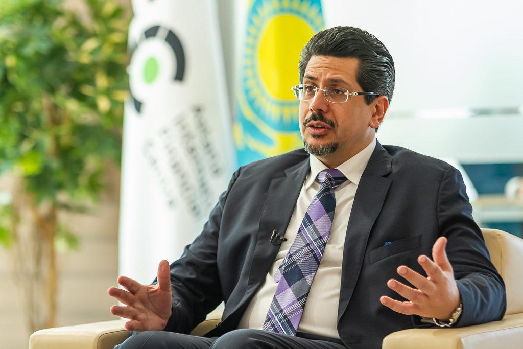 IMG 1437 1024x683 - МКБ стремится увеличить участие Центральной Азии в области исламского финансирования путем развития местных МСП, говорит председатель компании