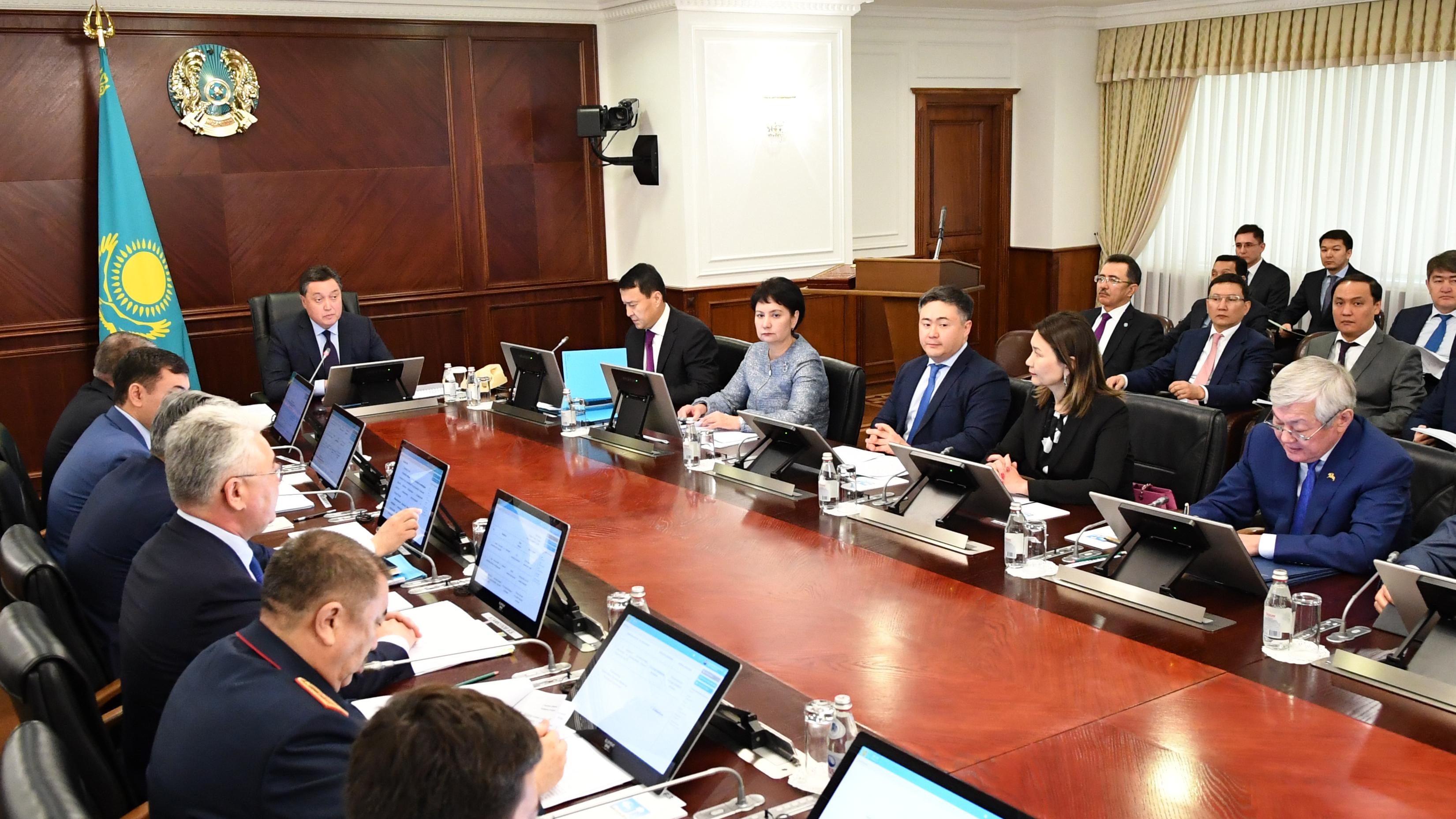 Karaganda Region to launch compulsory health insurance pilot project