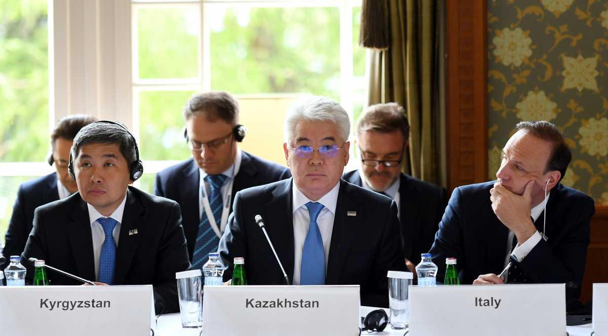 Kazakhstan announces initiatives to reinforce OSCE goals - The