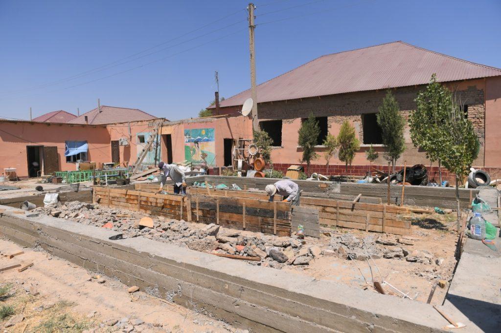 Primeministerkz 1024x682 - 5,051 семей вернуться на капитальный ремонт домов в Арысе, говорит, Министерства промышленности и развития инфраструктуры