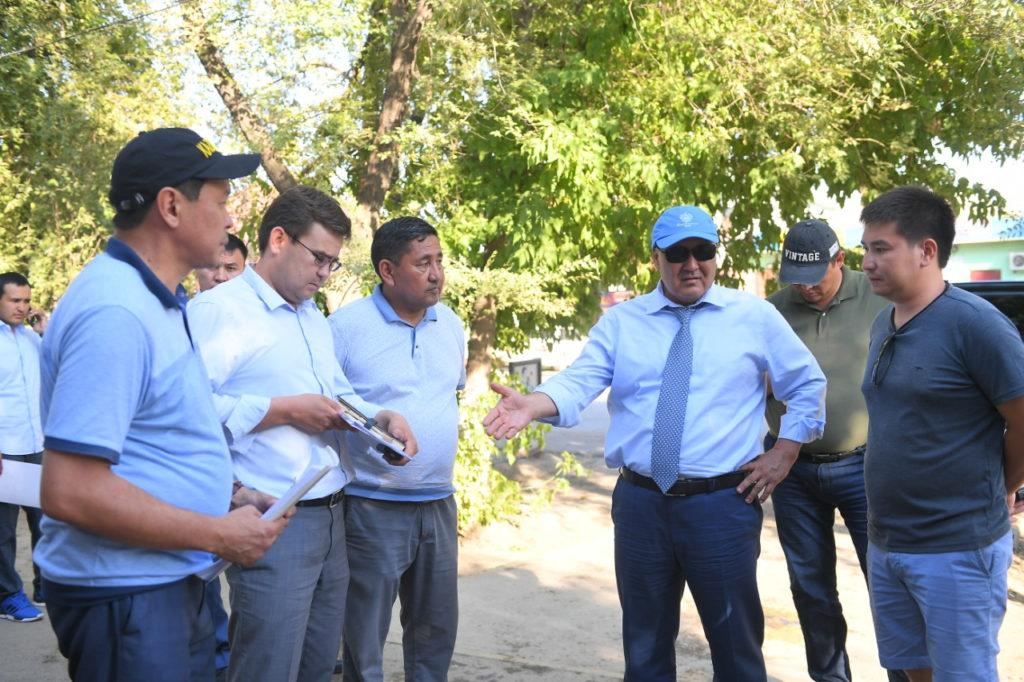 Turkistangovkz 1024x682 - 5,051 семей вернуться на капитальный ремонт домов в Арысе, говорит, Министерства промышленности и развития инфраструктуры