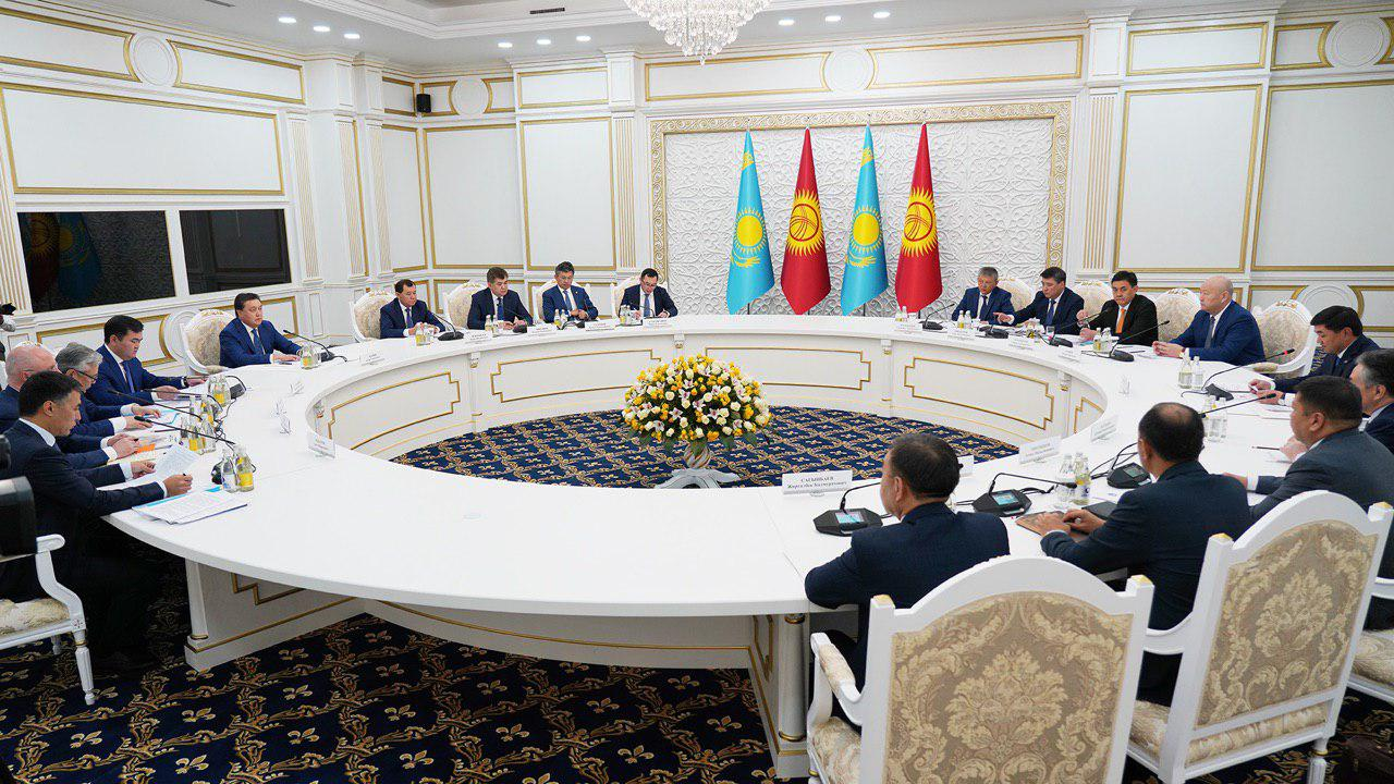 Turnover Tour 2020 Kazakhstan, Kyrgyzstan agree to bring trade turnover by $1 billion
