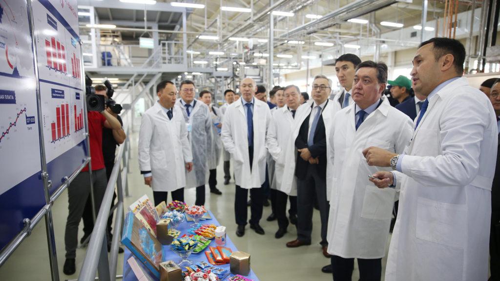 04 2 1024x576 - Глава правительства РК посетил Костанайскую область, осматривает промышленного развития