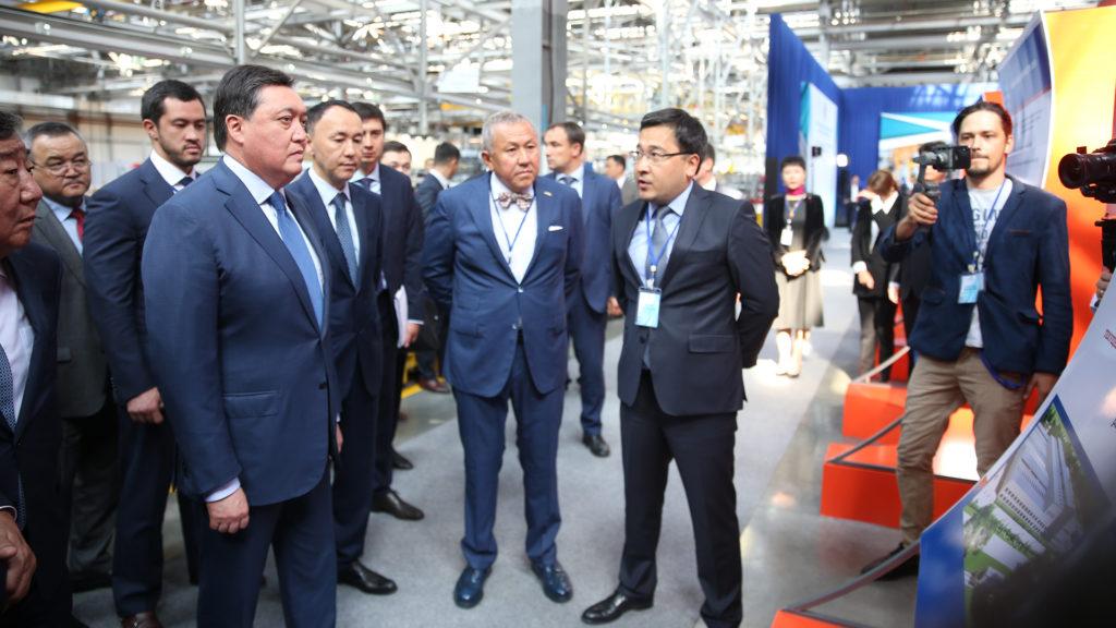 05 2 1024x576 - Глава правительства РК посетил Костанайскую область, осматривает промышленного развития