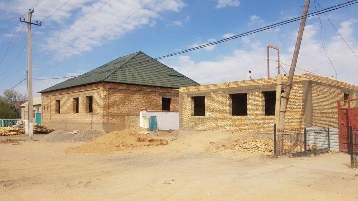 174104 preview image - Ремонт Казахстанская Арысь почти полное, новое строительство для продолжения