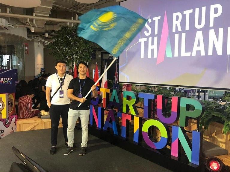 AIFC 1 - МФЦА концентратор финансовых технологий принимает участие в фестивале стартап нация в Тайланде