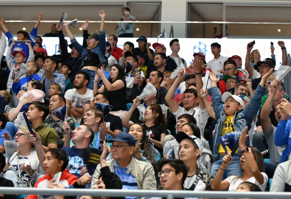 AKM 9550 1 1024x700 - Барыс выигрывает пятый Кубок Президента Казахстана по хоккею