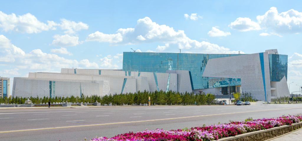 Astana18 Photo by Leyla Kabdi min 1024x479 - Казахский Национальный музей приглашает гостей для изучения истории в 3D