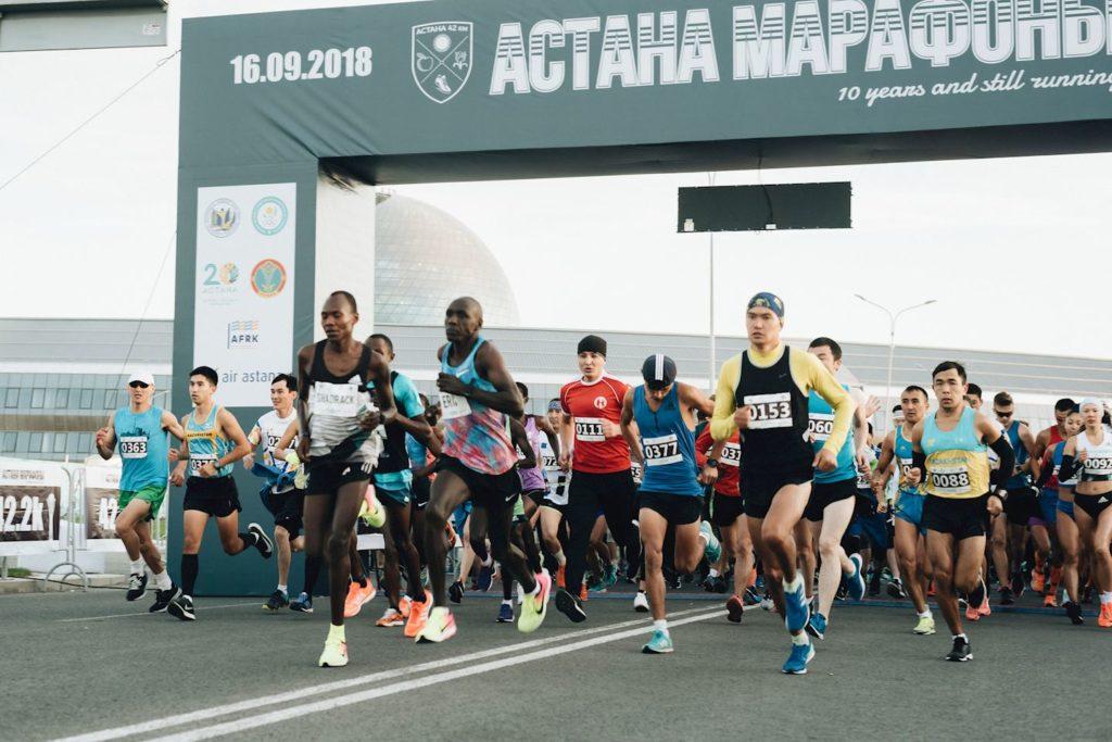 bHK5S6 astana marathon 1024x683 - В столице пройдет 10-й благотворительный марафон, марафон в Астане