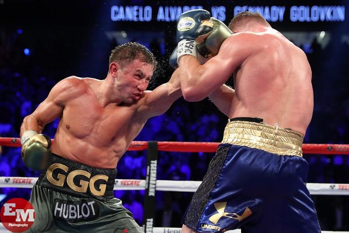 canelo golovkin fight 2 1 - Головкин на бой Деревянченко на его титул чемпиона мира