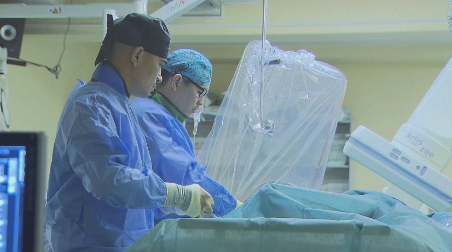 image 1 2 - Алматы институт вводит успехи в диагностике состояния сердца