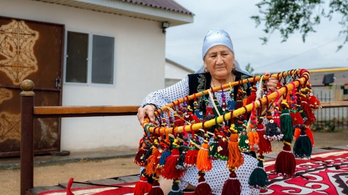 image 1 3 - Мангистауской области возрождает старинные казахские ремесла, традиции