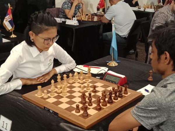 image 6 - Assaubayeva Бибисара занимает третье место в Абу-Даби мастеров международного шахматного фестиваля