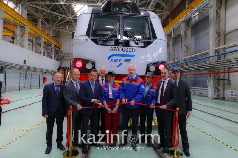 inform.kz  - Казахстан, Франция расширяют сотрудничество в области железнодорожного транспорта разработка