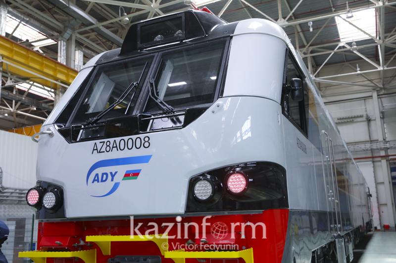 inform.kz 2 - Казахстан, Франция расширяют сотрудничество в области железнодорожного транспорта разработка