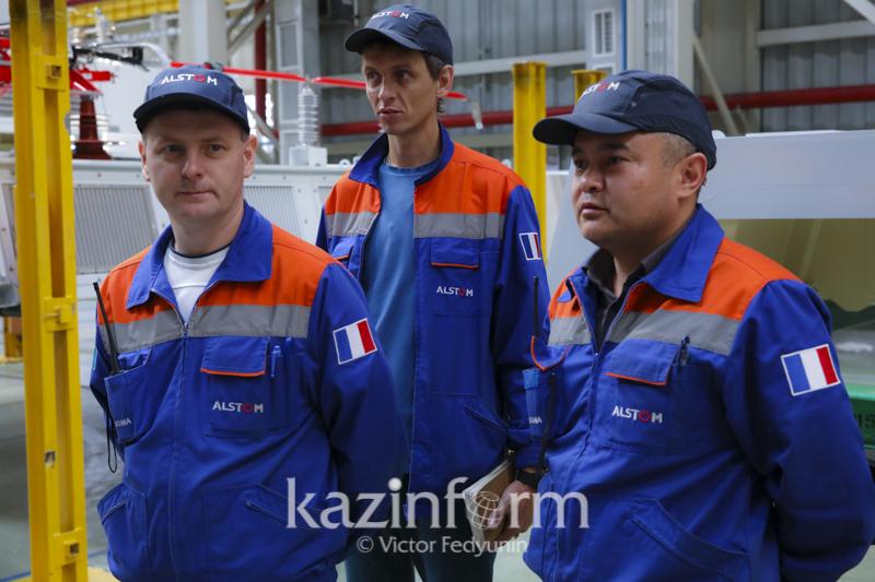 inform.kz 5 - Казахстан, Франция расширяют сотрудничество в области железнодорожного транспорта разработка