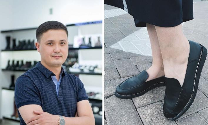 pasted image 0 - Казахский производитель делает премиум халяль кожаная обувь доступным