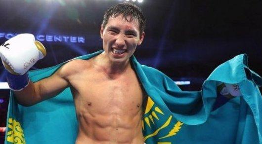 photo 290261 - Казахстанский боксер сохраняет среднем поясах после победы в Лос-Анджелесе