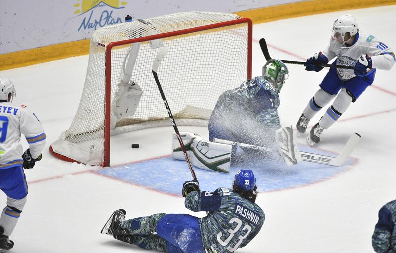 srhfnb - Барыс выигрывает пятый Кубок Президента Казахстана по хоккею