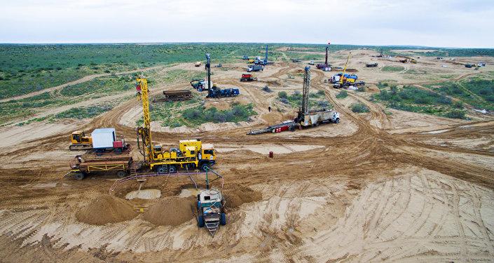 1022949 - Казахстан является одним из мировых лидеров в хромитовых добыча, производство и резервы, говорит Геологическая служба США