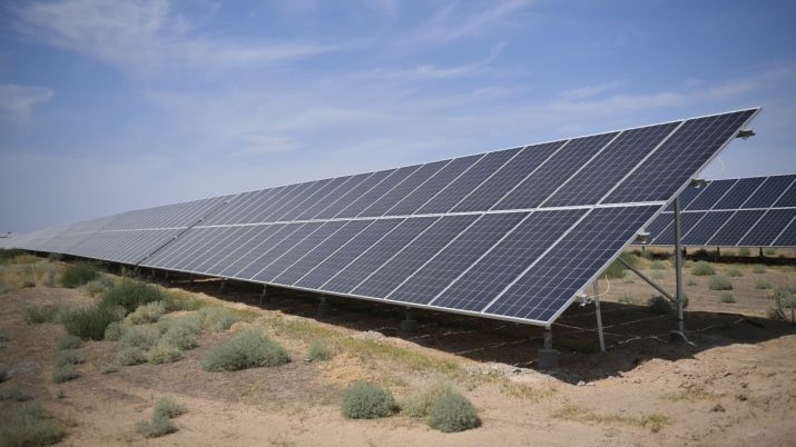 174986 preview image - 100 МВт мощностей солнечной электростанции запусков близ Капшагая