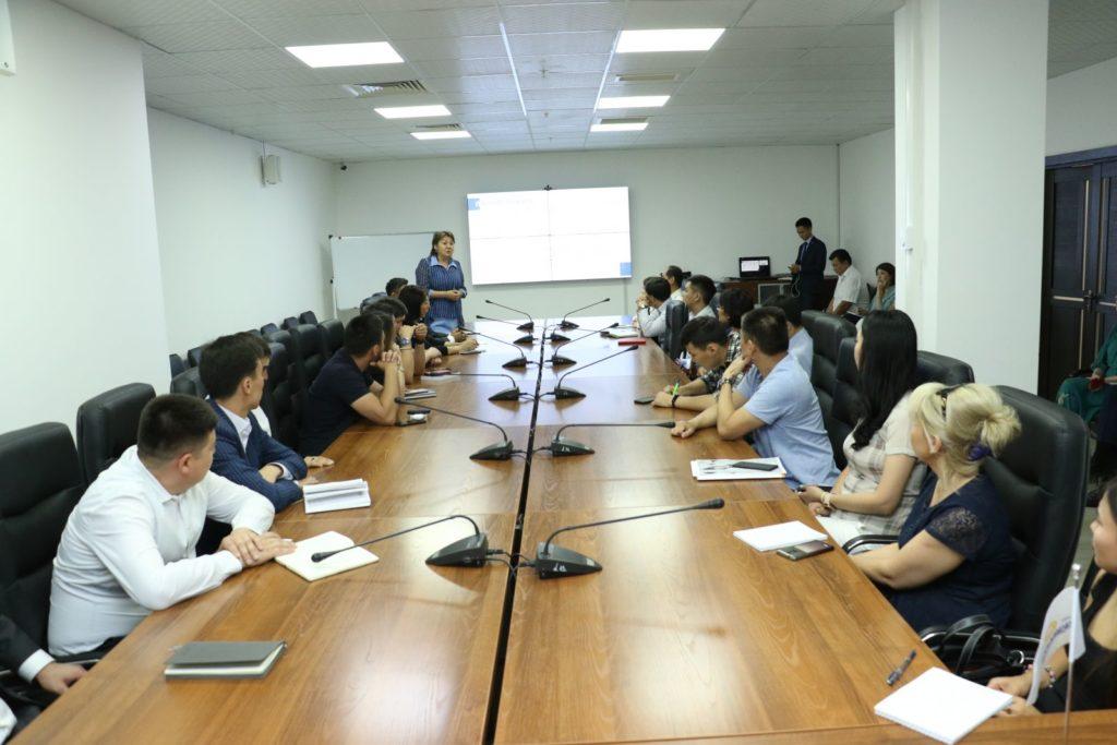 1E5A2796 1024x683 - Две программы по обеспечению свободы предпринимательской подготовки до 4000 человек в Шымкенте
