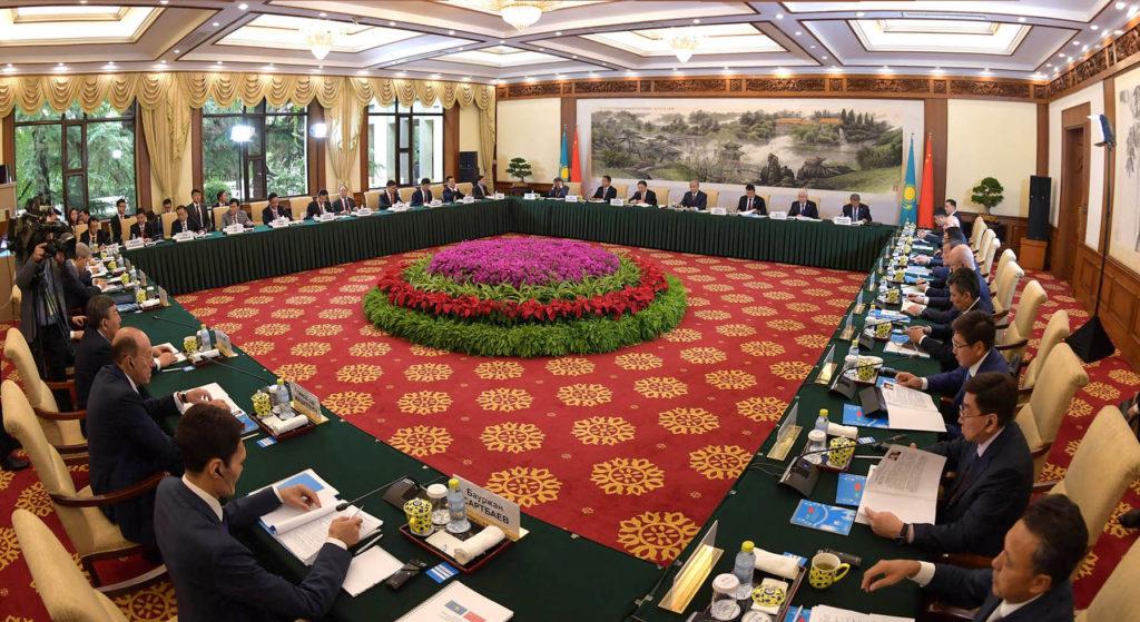2 photo 1024x559 - Казахстан добивается высоких технологий, аграрного сотрудничества с Китаем, - говорит Токаев во время встречи в Пекине