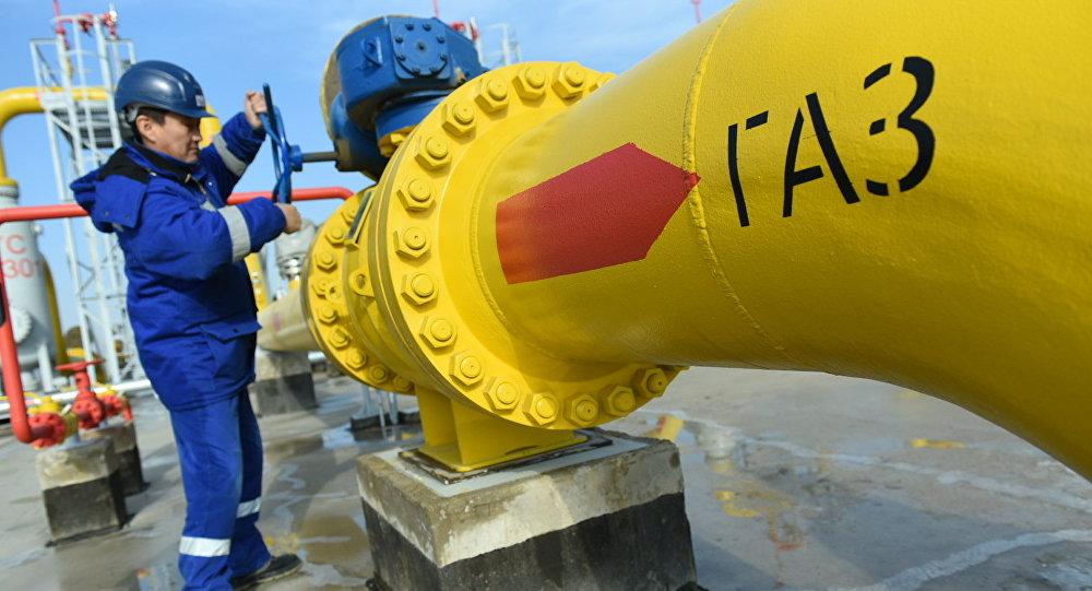 """8265250 - Строительство газопровода """"Сарыарка"""" должна быть завершена в декабре начнутся поставки газа в 2020 году"""