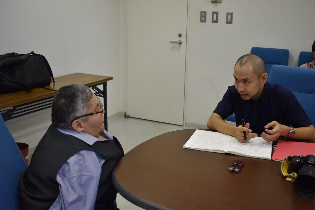 DSC 0054 min 1024x683 - Казахстанская анти-ядерным активистом акции произведения, нераспространения сообщение в Токио