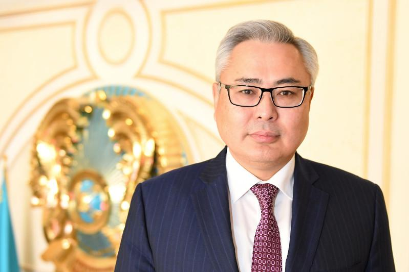 Galymzhan Koishybayev - Президент РК перестановки ключевых государственных и Министерство сообщения