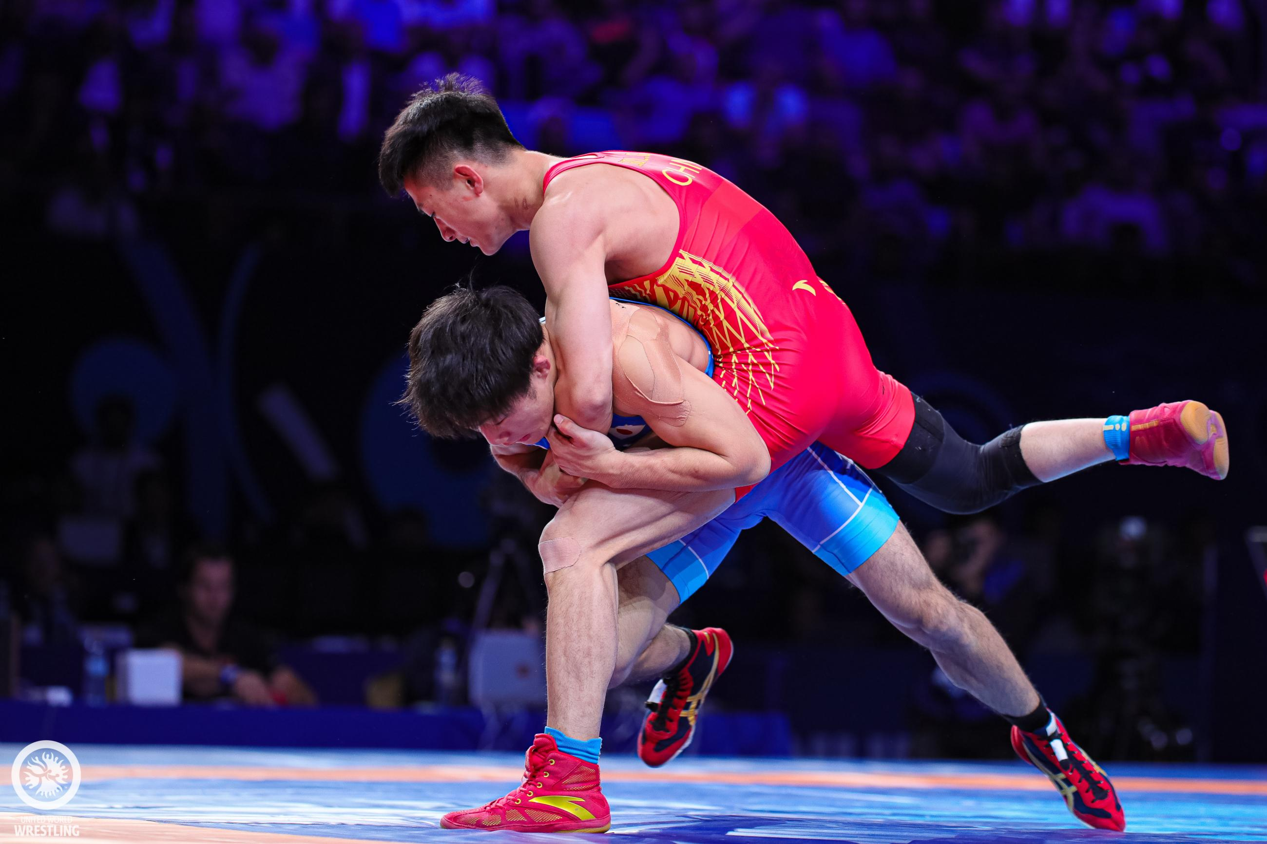 World Wrestling Championship Finishes In Nur Sultan As Kazakhstan Secures Eight Olympic Licenses The Astana Times