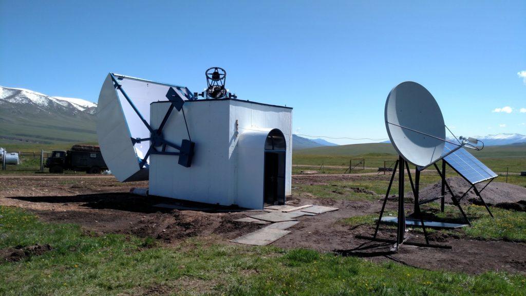 IMG 20190614 101807753 1024x576 - Казахстанские ученые изучают гамма-всплески в далеких галактиках