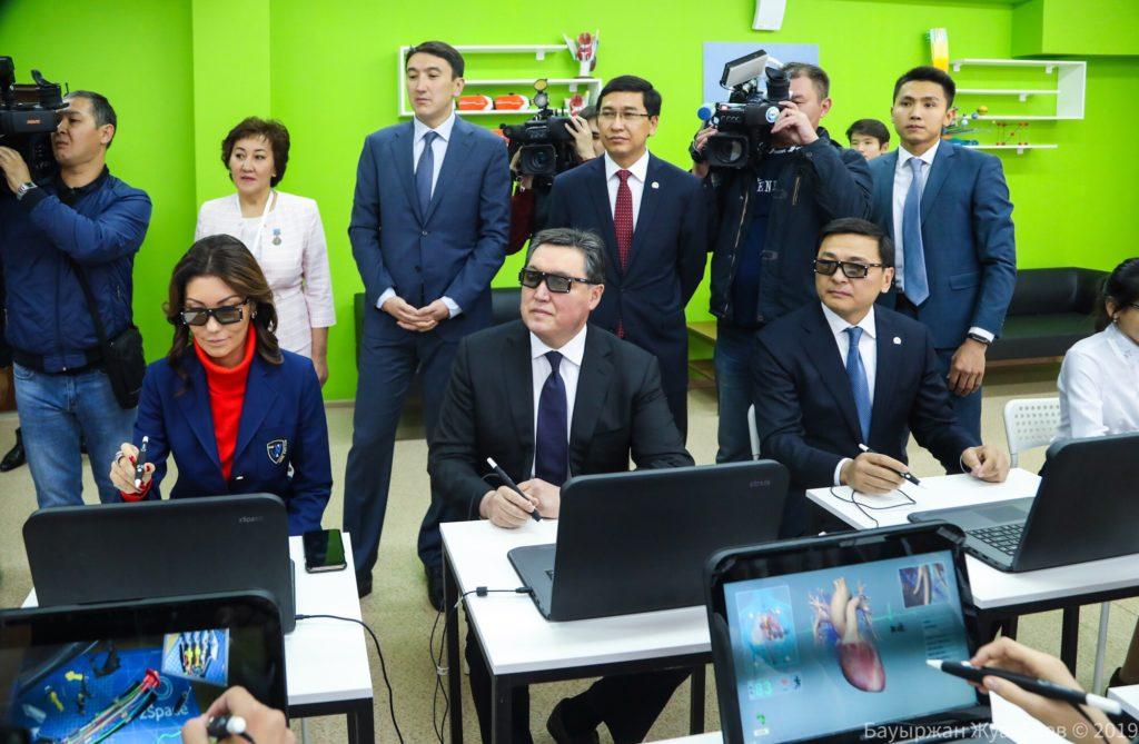 Kazakh Prime Minister Askar Mamin 1024x669 - Министров Казахской представить сведения о новый Pro-учитель законодательством на День знаний