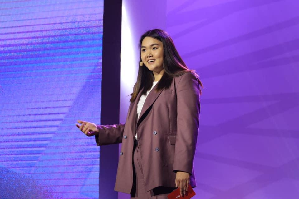 """Veronika Kim - """"Под одним солнцем"""" конференция TEDx обсуждает идеи, которые помогут преодолеть разногласия"""