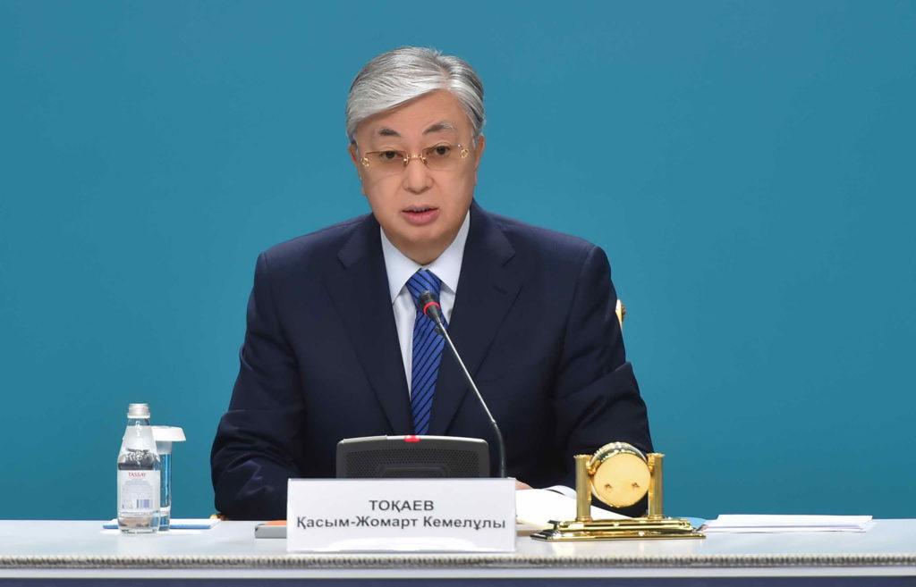 a306c9d8a9ca91fd52a3cca686804b75 1024x657 - Президент Казахстана призывает к постепенным реформам в первую Национального совета доверия заседании Общественного