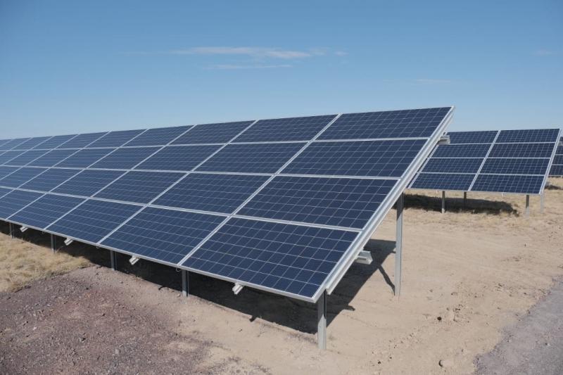 inform.kz  - Карагандинской области запускает третью солнечную электростанцию