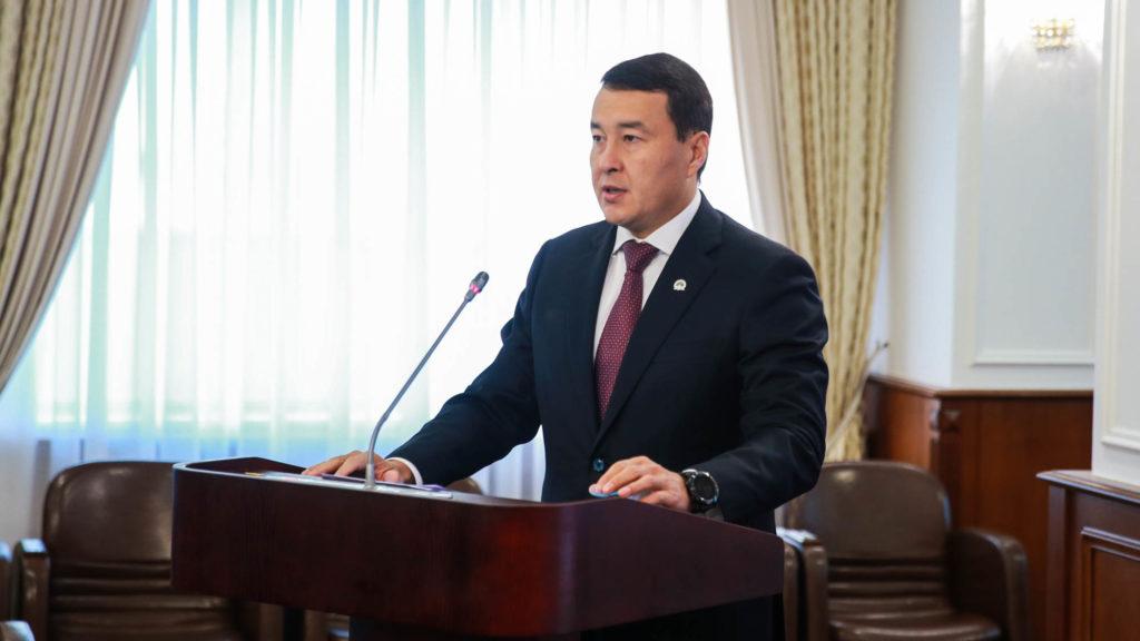 murz8019 1024x576 - Правительство Казахстана рассматривает структурные изменения в отраслях экономики, чтобы увеличить рост ВВП