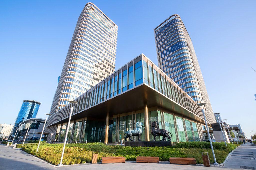 nikita bassov 0146 BSNK7449 1 min 1024x683 - Талан исполнительного башни Hub предлагает обслуживаемые офисы