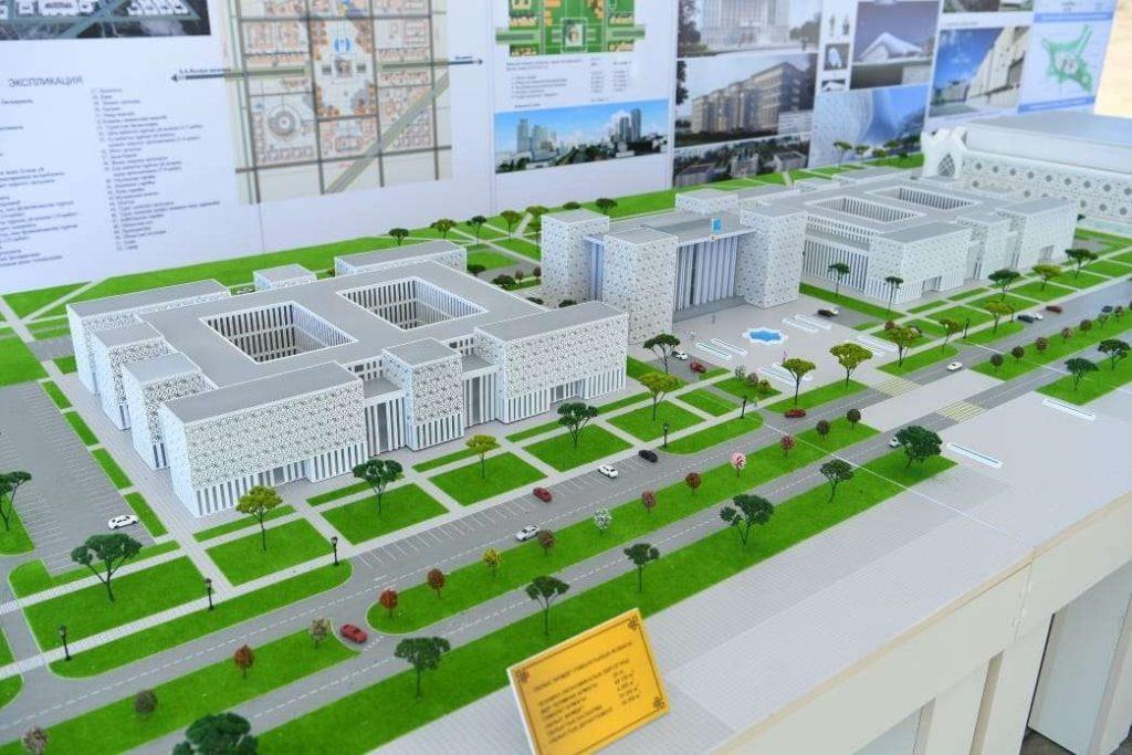 turkestan 1024x683 - Туркестанский законодателей области добавить $76 миллионов в областной бюджет