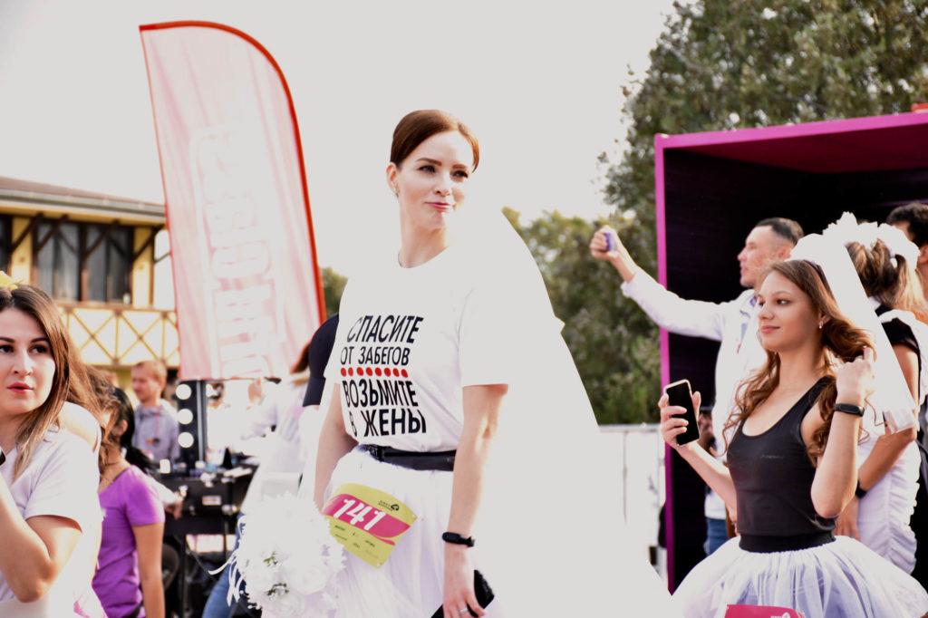 00c24d0ffe18484ddeaf6781a3602fb5 1024x682 - Молодые бегуны дебют на старт ежегодной Алматинской женской гонке