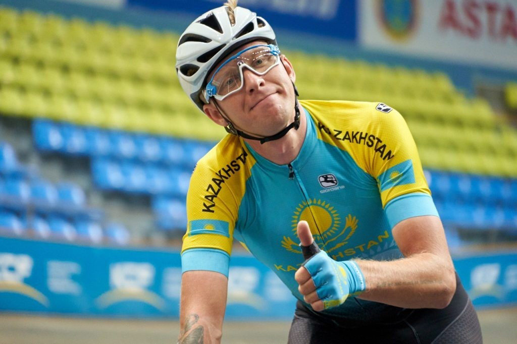 1571826967 1024x682 - Казахстанские спортсмены завоевали медали на чемпионате Азии по велоспорту на треке