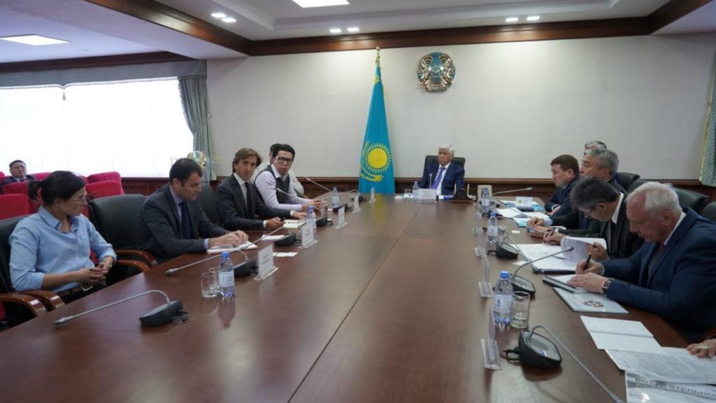 2019100819035184094 img 20191008 wa0009 1024x576 - Французской компании SUEZ планирует построить два полигона в Алматинской области