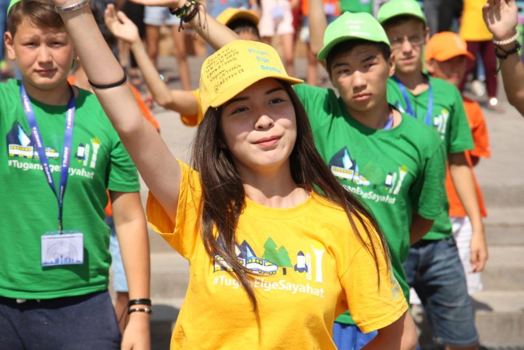 5d4d44e054c451565344992 1024x683 - Казахстан намерен увеличить поддержку добровольцев в 2020 году добровольцем