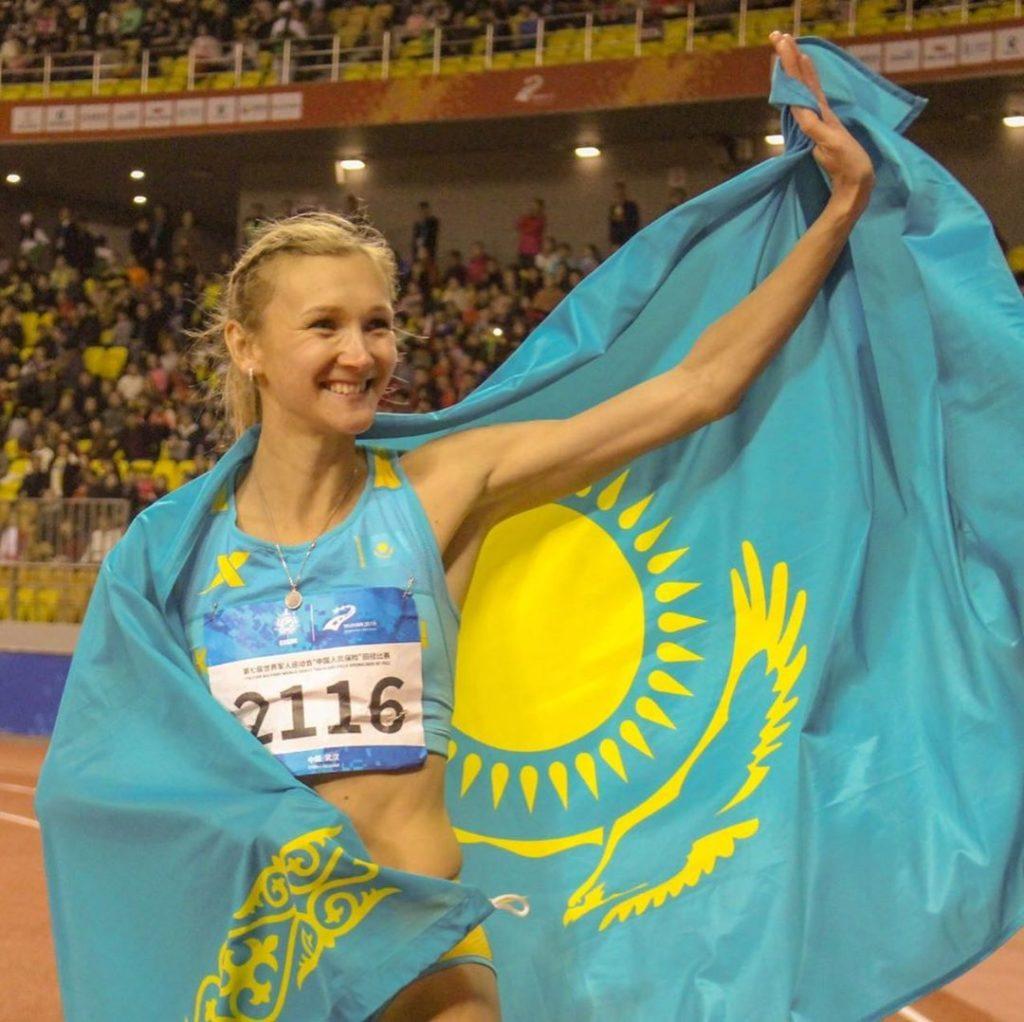 73455938 2543880982333998 3264632974924878169 n 1024x1022 - Казахстана Ольга Рыпакова завоевала золотую медаль в седьмой мир-ЛИСТИЧЕСКИМ игр в Китае