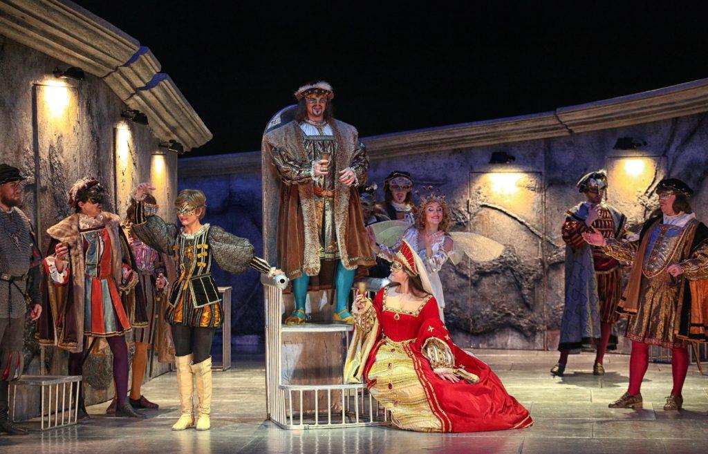 "A scene from %E2%80%9CRigoletto%E2%80%9D opera 1024x657 - Санктъ-Петербургъ Опера выступит в ""Астана Опера"""